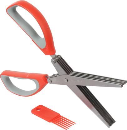 Chrome Vegetable Scissor Stainless Steel All-Purpose Scissor