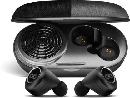 CROSSLOOP GEN Bluetooth Headset(Black, True Wireless)