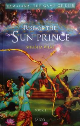 Rise of the Sun Prince: Book 1 - Rise of the Sun Prince (Book 1)