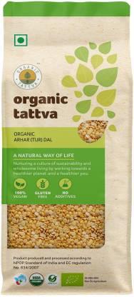 Organic Tattva Toor Dal (Split)