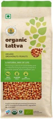 Organic Tattva Peanut (Whole)