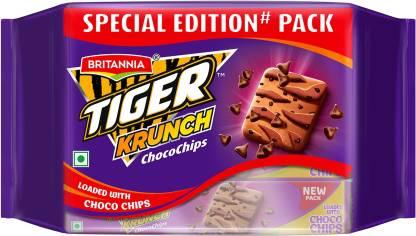 BRITANNIA Tiger Krunch Biscuits Sweet & Salty