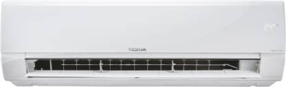 Nokia 4 in 1 Convertible Cooling 1.5 Ton 3 Star Split Triple Inverter AC  - White