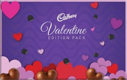 Cadbury Dairy Milk Silk & Oreo Valentine Gift Pack Combo