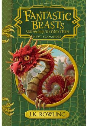 Fantastic Beasts and Where to Find Them Hardcover – 14 March 2017