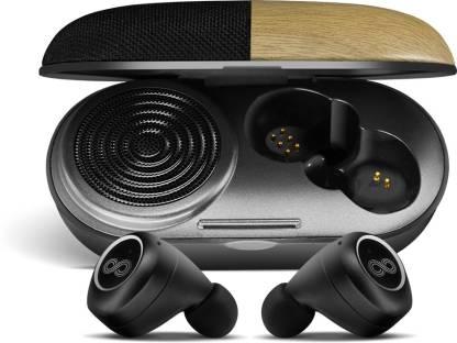 CROSSLOOP GEN Bluetooth Headset(Pine Wood, True Wireless)