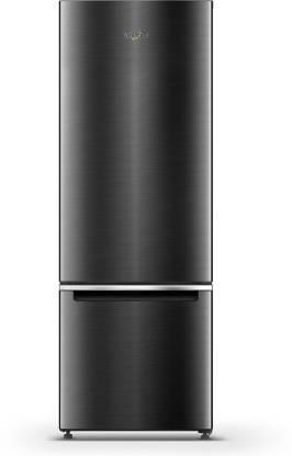 Whirlpool 325 L Frost Free Double Door Bottom Mount 3 Star Refrigerator