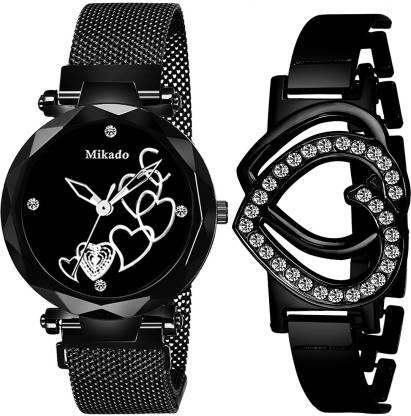MIKADO 0 Watch And Bracelet Analog Watch - For Women