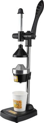 WHITE STONE Aluminium Hand Juicer Hand Press Manual Citrus Juicer/Fruit Juicer/Hand Juicer/Vegetable Juicer