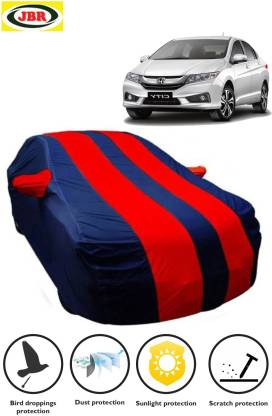 JBR Car Cover For Honda City (With Mirror Pockets)