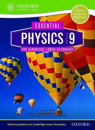 Essential Physics for Cambridge Lower Secondary Stage 9 Student Book