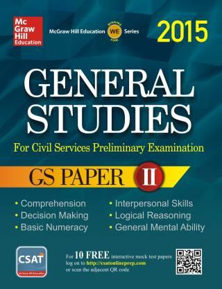 General Studies Paper II