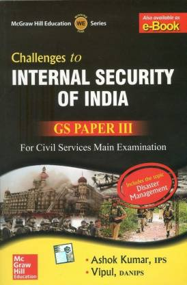 Challenges to Internal Security & Disaster Management: Gs Paper III