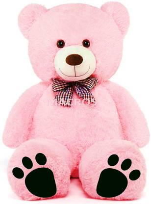 Macros Pink Color Extra Large Very Soft Lovable/Huggable Pink Teddy Bear to Girlfriend/Valentine Cute/Birthday Gift/Boy/Girl/Kids  - 36 mm