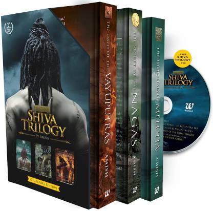 Shiva Trilogy Collectors Edition