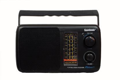 Santosh Five Band / 3 Battery Portable FM Radio FM Radio