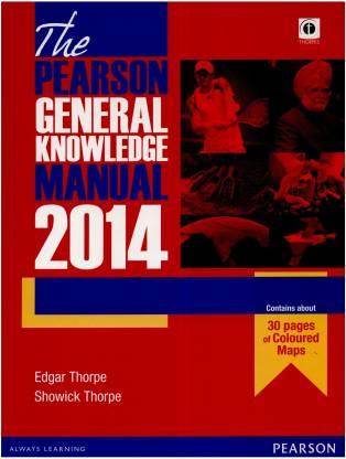 Pearson General Knowledge Manual 2014