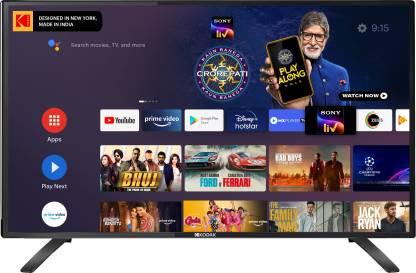 KODAK 7X Pro 102 cm (40 inch) Full HD LED Smart Android TV