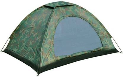 Kiehberg Camouflage 2 Person Dome Tent Tent - For 2 Person