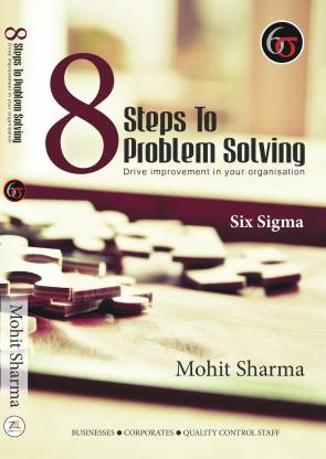 8 Steps to Problem Solving - Drive Improvement in your organisation