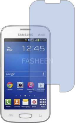 Fasheen Impossible Screen Guard for SAMSUNG GALAXY STAR PRO DUOS S7262 ( Flexible Antiblue Light )