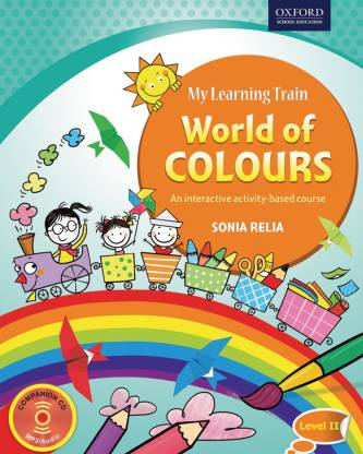 My Learning Train World of Colours - Level II