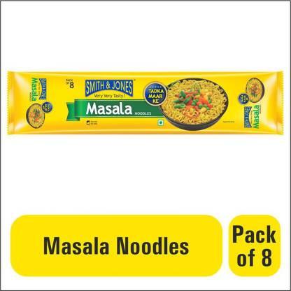 SMITH & JONES Masala Instant Noodles Vegetarian