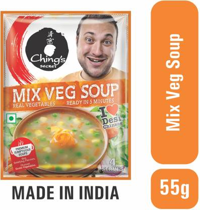 Ching's Secret Mix Veg Soup