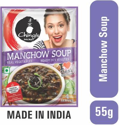 Ching's Secret Manchow soup