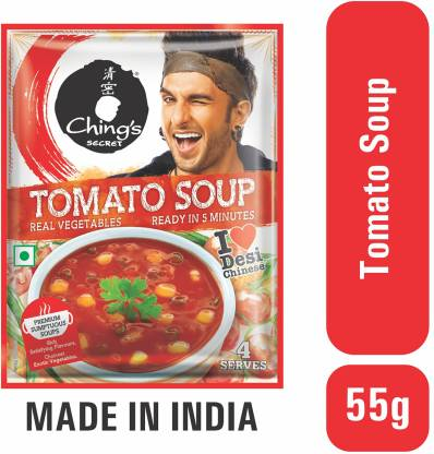 Ching's Secret Tomato Soup