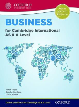 Business for Cambridge International AS & A Level (First Edition)