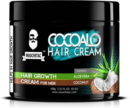 Muuchstac Cocoalo Hair Cream, Hair Growth Cream for Men Hair Cream