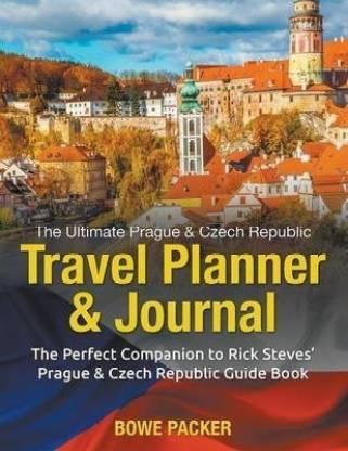 The Ultimate Prague & Czech Republic Travel Planner & Journal