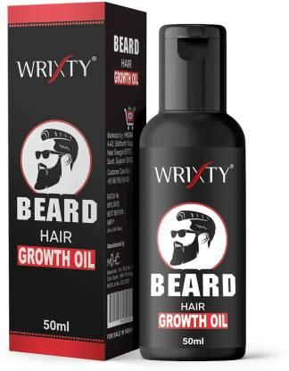 Wrixty Beard Hair Growth Oil For Strong And Healthy Beard Growth  Hair Oil