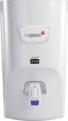 LIVPURE LIV-PEP-PRO-PLUS+ 7 L RO + UV + UF Water Purifier with Taste Enhancer