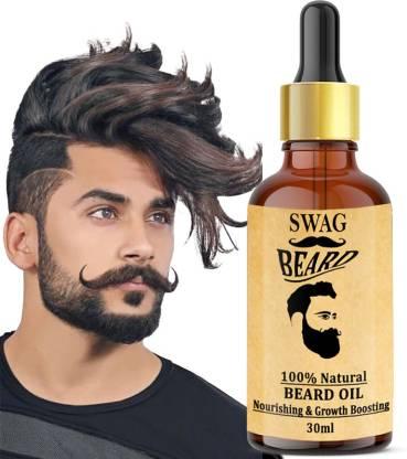Swag SPECIAL BEARD GROWTH OIL FOR MEN AND BOYS BEARD BOOSTER ( BEARD OIL) Hair Oil