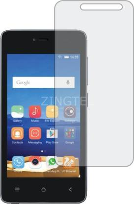 ZINGTEL Tempered Glass Guard for Gionee Pioneer P2M (Matte Finish, Flexible)
