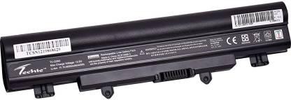 Techie Laptop Battery Compatible for E5-531/E15/AL14A32 6 Cell Laptop Battery