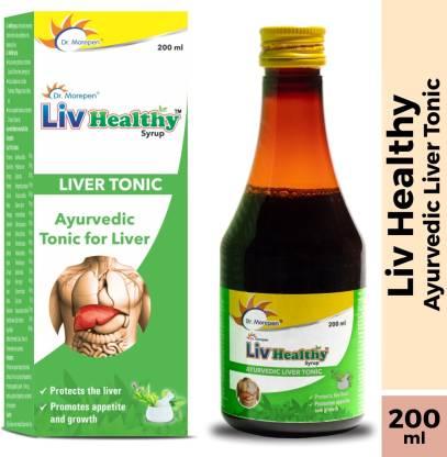 Dr. Morepen Liv Healthy Syrup
