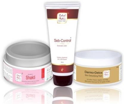 Rahul Phate's Research Product Mature Skin Fresh Look Home Care Combo Kit