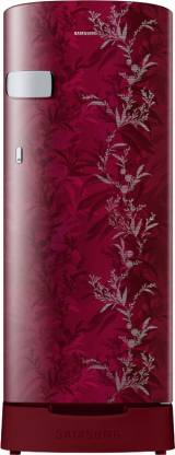 SAMSUNG 192 L Direct Cool Single Door 2 Star Refrigerator with Base Drawer