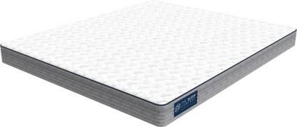 The Sleep Company SmartGRID Ortho Mattress 1 inch Single High Resilience (HR) Foam Mattress