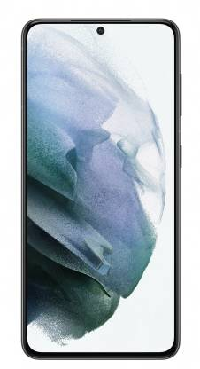 SAMSUNG Galaxy S21 (Phantom Gray, 128 GB)