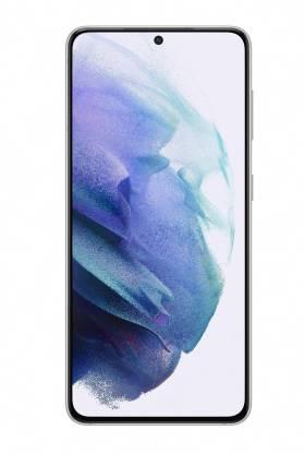SAMSUNG Galaxy S21 (Phantom White, 256 GB)
