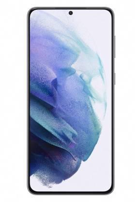 SAMSUNG Galaxy S21 Plus (Phantom Silver, 256 GB)