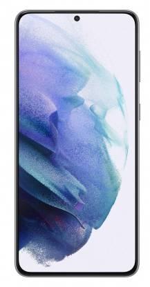 SAMSUNG Galaxy S21 Plus (Phantom Silver, 128 GB)