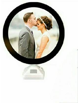 Anant Gift Gallery Glass Photo Frame