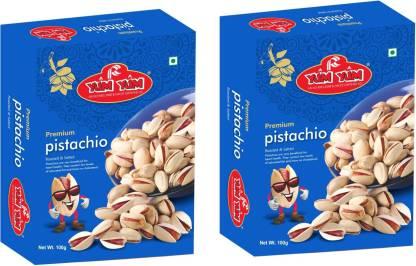 YUM YUM Premium Roasted Salted Pistachios 200g Pistachios