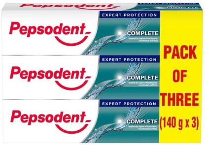 PEPSODENT Expert Protection Complete Toothpaste