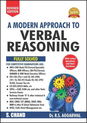 A Modern Approach to Verbal Reasoning